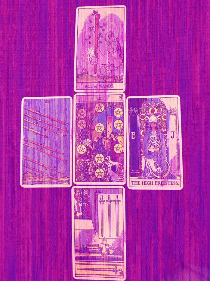 In Person Intuitive Tarot Readings