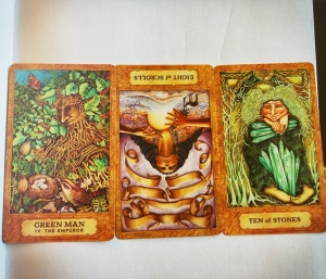 New Moon Tarot Pull